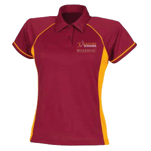 Striders Womens Polo