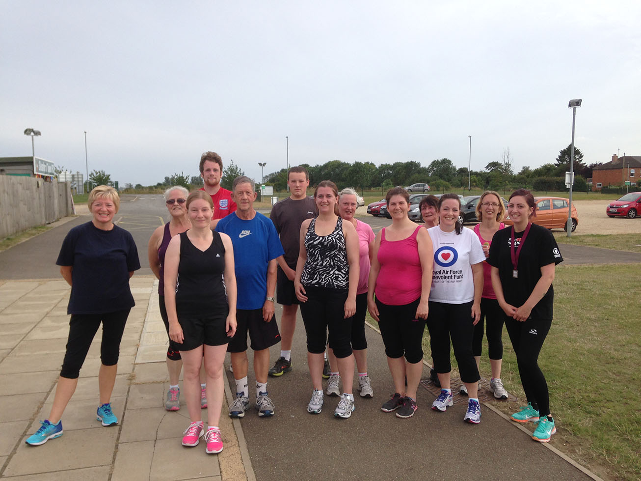 Sleaford Striders Couch to 5k